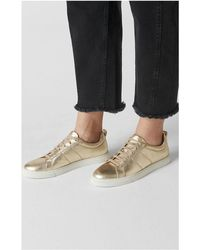 Whistles - Koki Lace Up Trainer - Lyst
