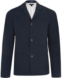 Whistles - Deconstructed Cotton Jacket - Lyst