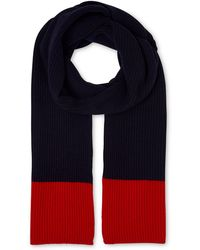 Whistles - Colour Block Scarf - Lyst