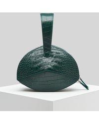 Whistles X Mlouye Bonita Bag - Green