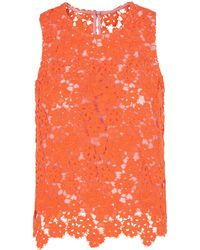 Whistles - Meadow Lace Top - Lyst
