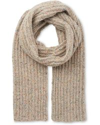 Whistles   Donegal Wool Blend Scarf   Lyst