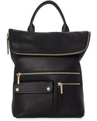 Whistles | Farrow Pocket Detail Backpack | Lyst