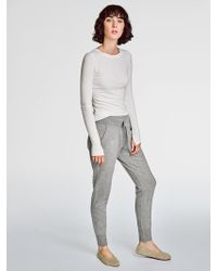White + Warren - Essential Cashmere Lounge Pant - Lyst