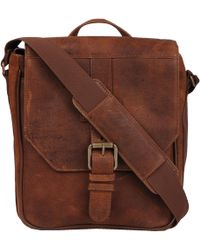 Wilsons Leather - Thunder Leather Tablet Bag - Lyst