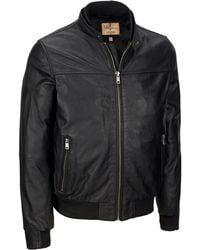 Wilsons Leather - Vintage Genuine Leather Classic Bomber - Lyst