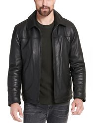 Wilsons Leather - Thinsulatetm Lined Leather Jacket - Lyst
