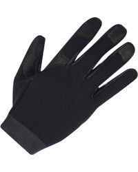 Wilsons Leather - Mechanic Style Leather Trim Glove - Lyst