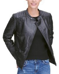 Wilsons Leather - Hadley Quilted Leather Jacket - Lyst