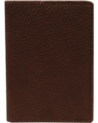 Wilsons Leather - Vintage Genuine Leather Passport Case - Lyst