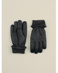 Wilsons Leather - Heather Knit Leather Glove - Lyst