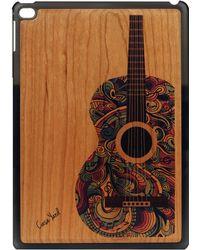 Wilsons Leather - Case Yard Ohm Mandala Wood Ipad Case - Lyst