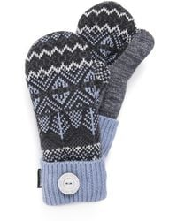 Wilsons Leather - Muk Luks® Potholder Snow Day Mittens - Lyst