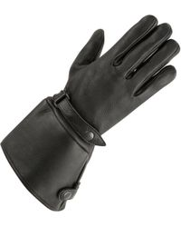 Wilsons Leather - Leather Gauntlet Cycle Glove - Lyst