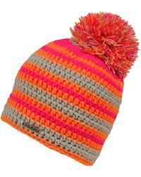 Wilsons Leather - Moshiki Knit Hat Orange - Lyst
