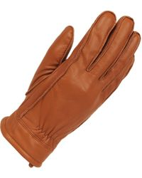 Wilsons Leather | Cinched Wrist Leather Glove W/ Wool Cashmere Blend Lining | Lyst