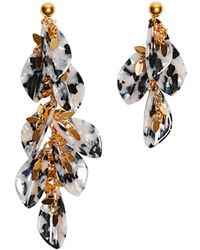 Nocturne - Lian Earrings Stud - Lyst