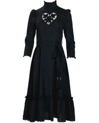 Kristinit Sirsna Dress - Black