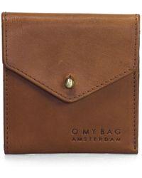 O My Bag - Georgies Wallet Classic Camel - Lyst