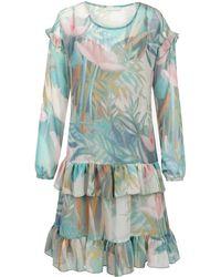 Ju Lovi Monterey Dress Green