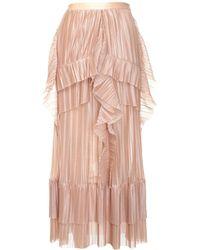 Jiri Kalfar - Rose Gold Skirt - Lyst