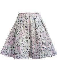 My Pair Of Jeans - Birds Skirt - Lyst