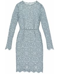 Fréolic London - Grace Greige Dress - Lyst