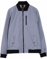 Roamers & Seekers - Generator Grey Bomber Jacket - Lyst