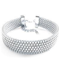 Clare Hynes Jewellery - Charlie Choker Silver - Lyst