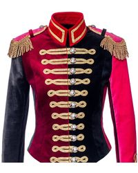Pinky Laing - The Harlequin Jacket - Lyst