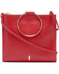 Thacker NYC - Le Pouch Red - Lyst