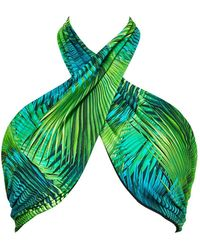 Room 24 Reversible Jungle Vicky Top - Green