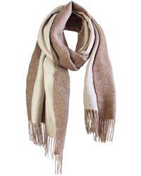 UnPaired - The Cozylab Oversized Merino Wool Scarf Undyed - Lyst