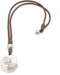 HEIMARIES - Pirate Coin Necklace With Tahitian Pearls - Lyst