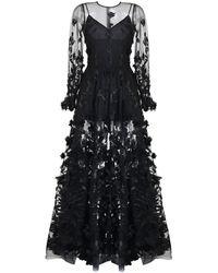 MATSOUR'I Dress Fabiana Black