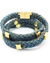Tissuville Brio Bracelet Jargon Jade Gold - Metallic