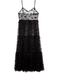 LIRIKA MATOSHI Stars In Her Eyes Dress Black