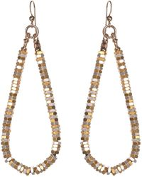 Alice Menter - Annie Mixed Earrings - Lyst