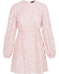 Spirit & Grace The Celeste Dress - Pink