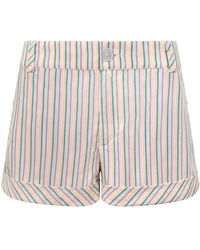 blonde gone rogue Ocean Drive Sustainable Shorts - Multicolour