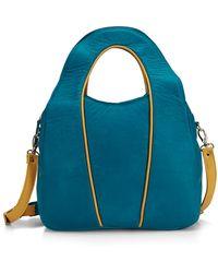 NINE TO FIVE - Dinner Bag Bedford Blue Gold - Lyst