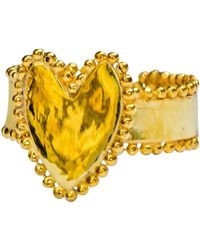 SoftDream by LauraGalasso Heart Ring - Multicolour