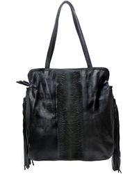 Lilla Lane Santana Putri Black Shoulder Bag