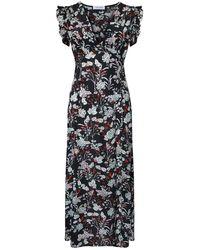 Ukulele Penelope Dress - Black