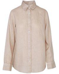 Haris Cotton Linen Long Sleeved Shirt - Multicolour