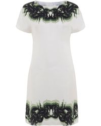 Gyunel - Shirt Dress White - Lyst