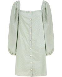 Spirit & Grace Gaia Dress - Green