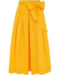 Emily and Fin Jemima Sunshine Yellow Skirt