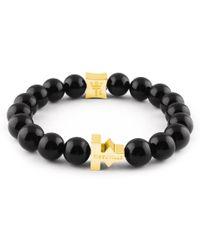 Tissuville - Fabula Bracelet Gold - Lyst