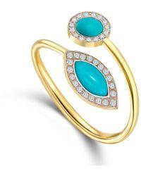 Elham and Issa Jewellery | Awe Diamond Ring | Lyst